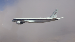 Link to Recent Story entitled: OLYMPEX DC-8 in Flight