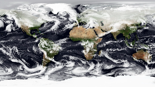 Link to Recent Story entitled: Science On a Sphere: A Global Tour of Precipitation from NASA