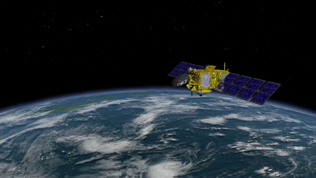 GMS NASA On Air NASA Launches Jason Satellite To Measure - Recent satellite pictures