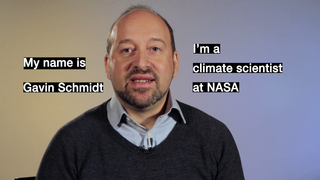 Link to Related Story entitled: Gavin Schmidt on 2015's Record Global Temperature