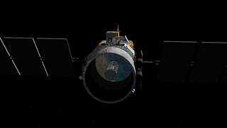 Link to Related Story entitled: CALIPSO Spacecraft Beauty Passes