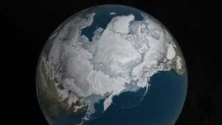 Link to Recent Story entitled: Sea Ice Growth Slows In Arctic