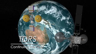 Link to Recent Story entitled: TDRS-M: Continuing the Critical Lifeline