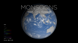 Link to Recent Story entitled: Monsoons: Wet, Dry, Repeat... Abridged Version