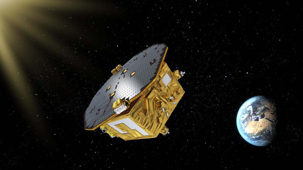 La misión para abrir un original observatorio espacial
