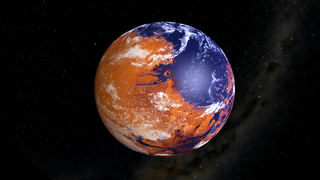 Link to Related Story entitled: Mars Evolution from Wet to Dry for Planetariums