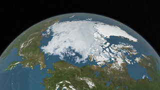 Link to Recent Story entitled: Arctic Sea Ice Update