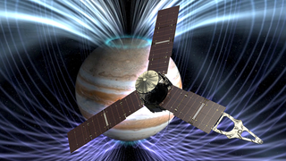 Link to Recent Story entitled: Exploring Jupiter's Magnetic Field