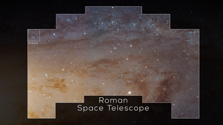 Link to Recent Story entitled: Hubble vs Roman Space Telescope Image Size Comparisons