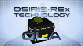 Link to Recent Story entitled: OSIRIS-REx Technology: OLA
