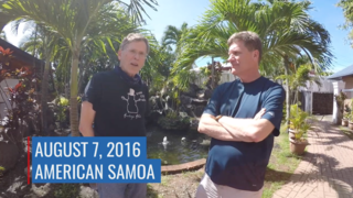 Link to Recent Story entitled: ATom Postcard - Samoa to New Zealand