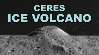 Link to Recent Story entitled: NASA's Dawn Mission Finds Young Cryovolcano on Dwarf Planet Ceres
