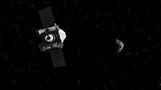 Link to Recent Story entitled: To Bennu And Back