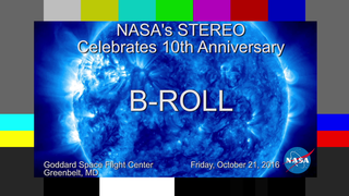Link to Recent Story entitled: NASA's STEREO Solar Probes 10th Anniversary Live Shots