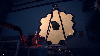 Link to Recent Story entitled: Webb Telescope Element Construction Highlights B-roll