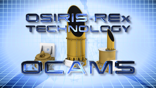 Link to Recent Story entitled: OSIRIS-REx Technology: OCAMS