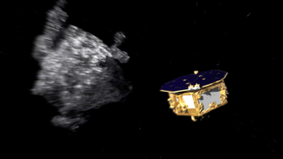 Link to Recent Story entitled: NASA Team Explores Using LISA Pathfinder as a 'Comet Crumb' Detector