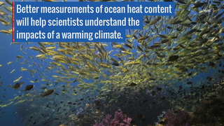 Link to Recent Story entitled: Tracking Ocean Heat With Magnetic Fields