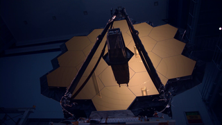 Link to Recent Story entitled: Webb Telescope Element 4K and 1080p Beauty Shots B-roll