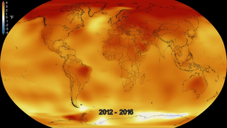 Link to Related Story entitled: 2016 Hottest Year on Record