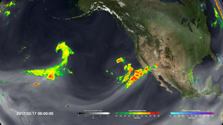 Link to Recent Story entitled: Torrential Atmospheric Rivers