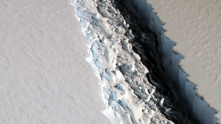 Link to Recent Story entitled: Antarctica's Giant Iceberg