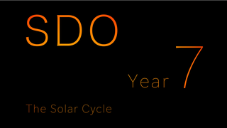 Link to Recent Story entitled: SDO: Year 7