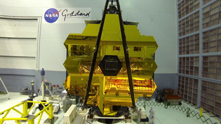 Link to Recent Story entitled: James Webb Space Telescope Live Shots - March 30, 2017