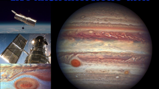 Link to Recent Story entitled: New Hubble Views Of Jupiter Live Shots