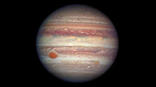 Link to Related Story entitled: Hubble Views Jupiter at Opposition