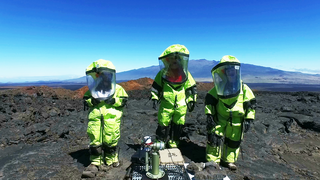 Link to Recent Story entitled: Planetary Fieldwork: A HI-SEAS Adventure