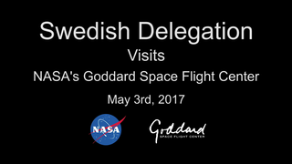 Link to Recent Story entitled: Resource Page For His Majesty Carl XVI Gustaf of Sweden Visit To Goddard