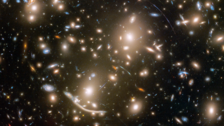 Link to Recent Story entitled: Galaxies Galore! Hubble's Last 'Frontier Fields' Image Live Shots