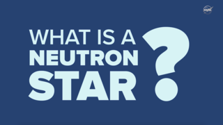 Link to Recent Story entitled: What is a Neutron Star?