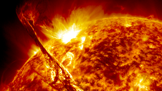 Link to Recent Story entitled: SDO Anniversary Series