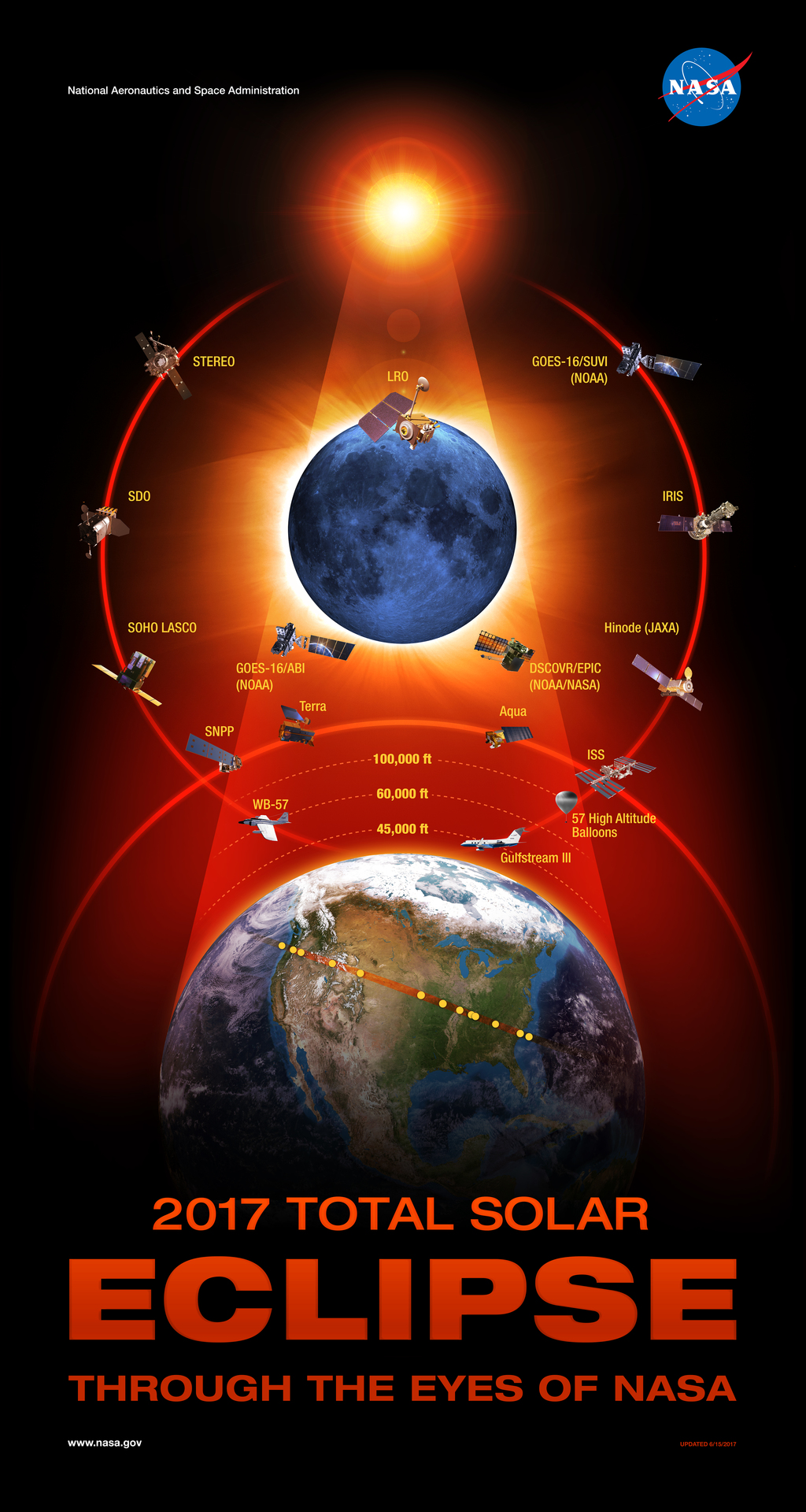 Gallery: total_solar_eclipse |Total Solar Eclipse From Nasa