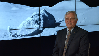 Link to Recent Story entitled: Jack Schmitt: From Apollo 17 to LRO