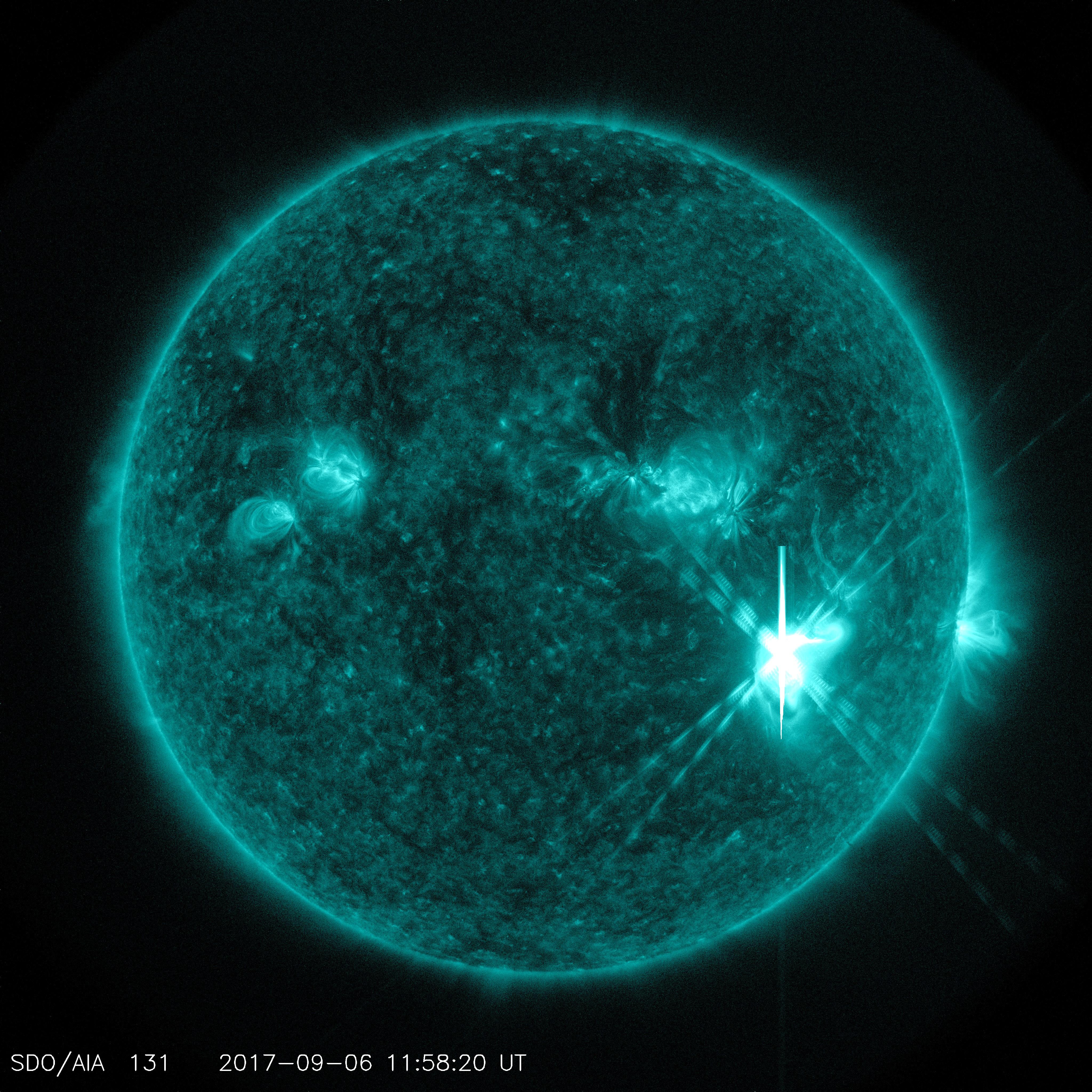 GMS: September Flares