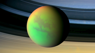 Link to Related Story entitled: Cassini's Infrared Saturn