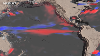 Link to Recent Story entitled: Tracking El Niño