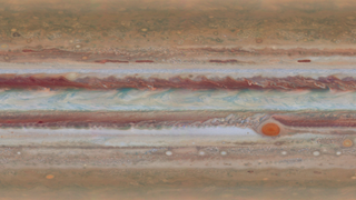 Link to Recent Story entitled: Waves and Changes in Jupiter's Atmosphere