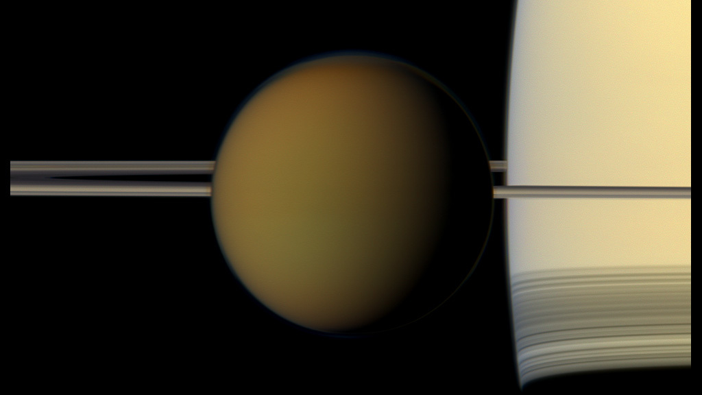 Saturn's moon, Titan, may have a building block for potential cell membranes.