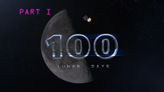 Link to Recent Story entitled: 100 Lunar Days - Parts I and II