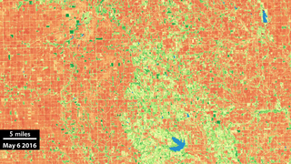 Link to Recent Story entitled: Harmonized Landsat-8 and Sentinel-2 Data