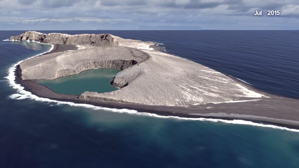 NASA Viz: Martian Clues on a Baby Island