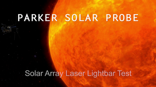 Link to Related Story entitled: Parker Solar Probe: Environmental Testing