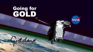 Link to Recent Story entitled: Going for GOLD: Exploring the Interface to Space