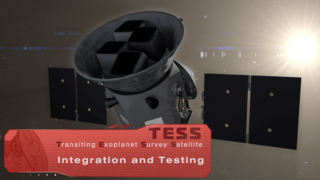 Link to Recent Story entitled: TESS Undergoes Integration and Testing