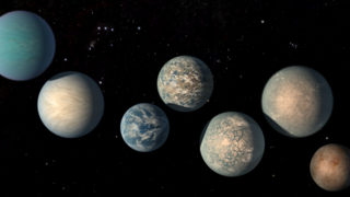 Link to Recent Story entitled: Hubble Observes Atmospheres of TRAPPIST-1 Exoplanets in the Habitable Zone