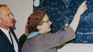Link to Related Story entitled: NASA's First Chief Astronomer, the Mother of Hubble